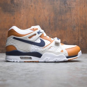 Nike Men Air Trainer 3 Qs (white / midnight navy-ginger-light bone)