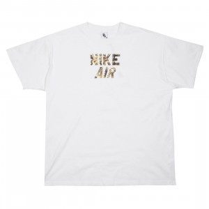 Nike Men Af1 Tee (white / multi color  )