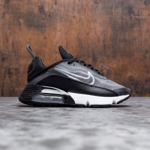 Nike Women Air Max 2090 (black / white-metallic silver)