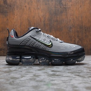 Nike Men Air Vapormax 360 (metallic silver / max orange)
