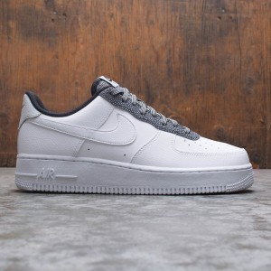 Nike Men Air Force 1 '07 Lv8 (white / white-cool grey-pure platinum)