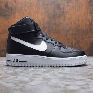 Nike Men Air Force 1 High '07 (black / white)