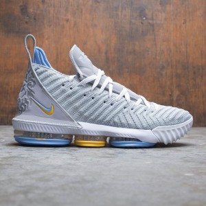Nike Men Lebron Xvi Mnpls Lakers (wolf grey / white-university blue)