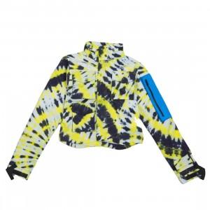 Nike X Off-White Women Nrg As #27 Aop Jacket (volt)