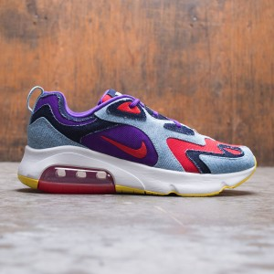 Nike Men Air Max 200 Sp (university red / voltage purple)