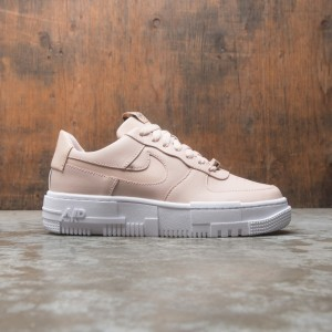 Nike Women Air Force 1 Pixel (particle beige / particle beige-black)