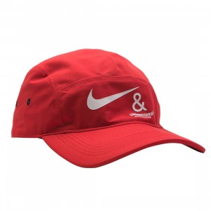 Nike Men U Nrg Aw84 Tc Adjustable Cap (sport red / white)