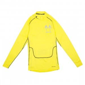 Nike X Off-White Men Pro Long Sleeves Tee (opti yellow)