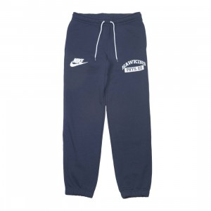 Nike X Stranger Things Men Club Pants (college navy / white / sail)