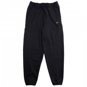 Nike Men Made In The Usa Fleece Pants (black / white)