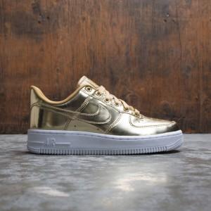 Nike Women Air Force 1 Sp (metallic gold / club gold-white)
