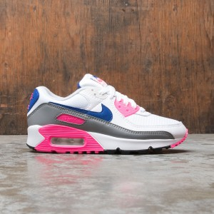 Nike Women Air Max Iii (white / vast grey-concord-pink blast)