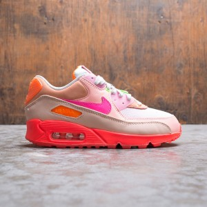 Nike Women Wmns Air Max 90 (bright crimson / pure platinum)