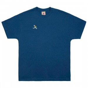 Nike Men Nrg Acg Hike Logo Tee (valerian blue / black)