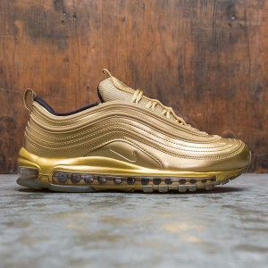 Nike Men Air Max 97 (metallic gold / metallic gold-black)