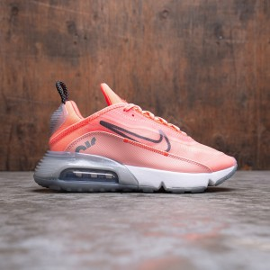 Nike Women Air Max 2090 (lava glow / black-flash crimson)