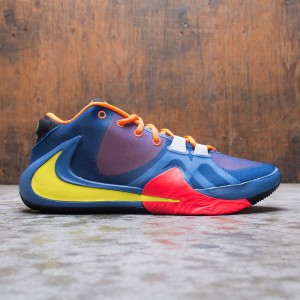 Nike Men Zoom Freak 1 Multi (total orange / dynamic yellow-black)