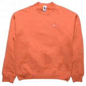 NikeLab Men Crewneck (healing orange)