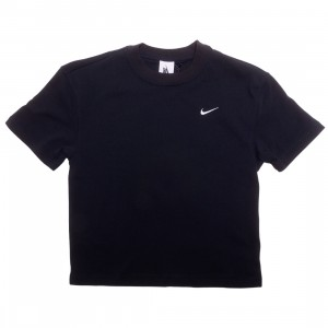 NikeLab Women Tee (black / white)