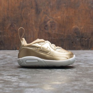 Nike Toddlers Max 90 Crib Qs (metallic gold / metallic gold-club gold)