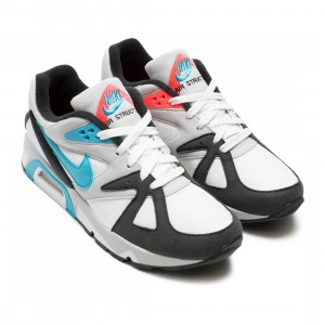 Nike Men Air Structure Og (summit white / neo teal-black-infrared)