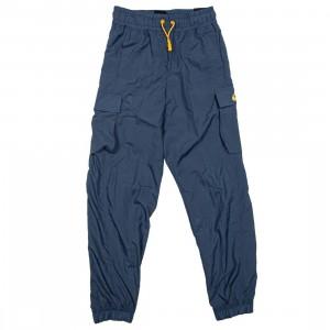 Nike Women Sportswear Icon Clash Pants (diffused blue / laser orange)