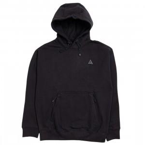 Nike Men Acg Pullover Fleece Hoody (black)