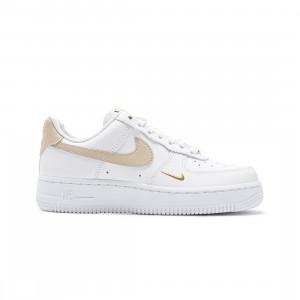 Nike Women Air Force 1 '07 Essential (white / rattan-rattan-white)