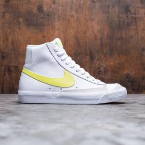 Nike Women Blazer Mid '77 (white / lemon venom-pure platinum-fossil)