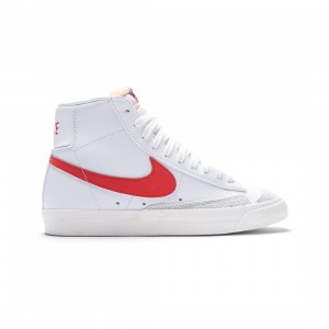 Nike Women Blazer Mid '77 (white / habanero red-sail)