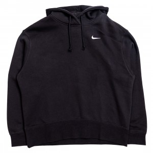 Nike Women Sportswear Fleece Hoody (black / white)