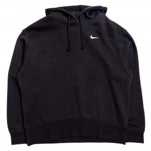 Nike Women Sportswear Fleece Hoody (black / white)
