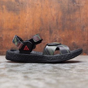 Nike Men Acg Deschutz Mt. Fuji (black / black-cargo khaki)