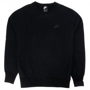 Nike Men Sportswear Crewneck (black / off noir)