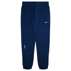 Nike Men Nocta Fleece Pants (blue void / white)