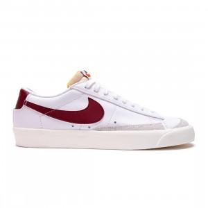 Nike Men Blazer Low '77 Vintage (white / team red-white-sail)