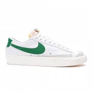 Nike Men Blazer Low '77 Vintage (white / pine green-sail-black)