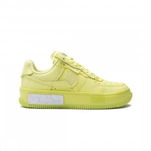 Nike Women Air Force 1 Fontanka (yellow strike / lt lemon twist)