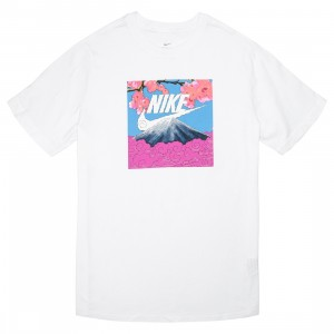 Nike Men Sportswear Tee (white)