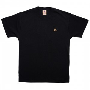 Nike Men Acg Tee (black / golden beige)