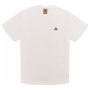 Nike Men Acg Tee (white / deep royal blue)