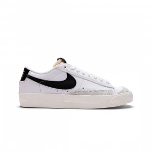 Nike Women Blazer Low '77 (white / black-sail-white)