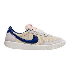 Nike Men Killshot Og (sail / deep royal blue-black-team orange)