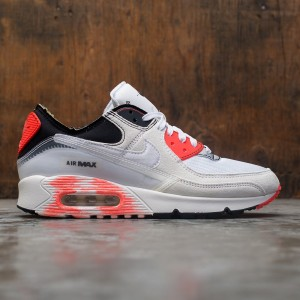 Nike Men Air Max Iii Prm (white / white-black-bright crimson)