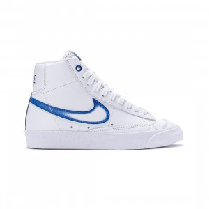Nike Women W Blazer Mid '77 (white / hyper royal)