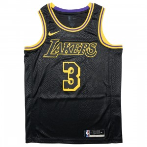 Nike Men Nba Swingman Jersey - Anthony Davis Lakers (black / davis anthony)