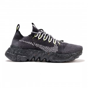 Nike Men Space Hippie 01 (anthracite / white-black-volt)