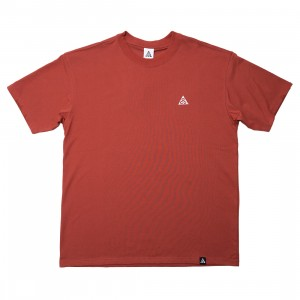 Nike Men M Nrg Acg Ss Lbr Tee (redstone)