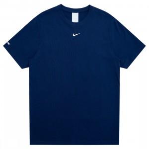 Nike Men Nocta Tee (blue void / white)