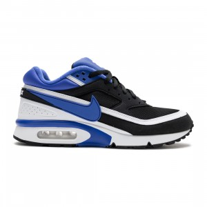 Nike Men Air Max Bw Og (black / persian violet-white)